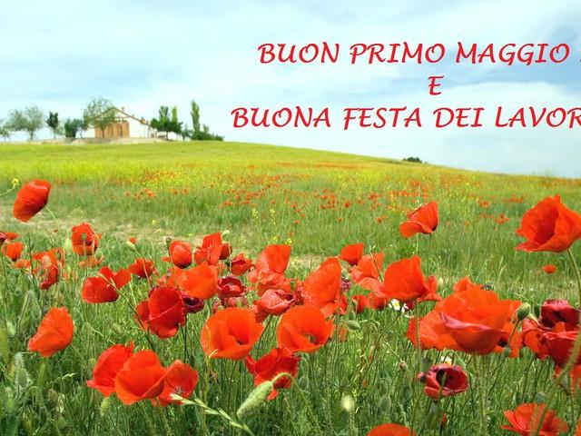 Auguri Festa dei Lavoratori 2016: frasi per messaggi WhatsApp, immagini 1 maggio, concerti ed eventi Roma, Campania e Calabria