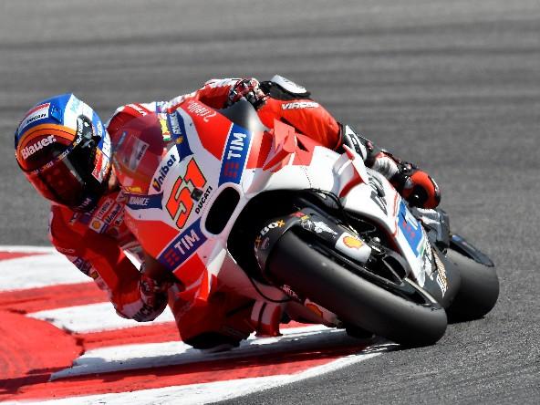 Andrea Dovizioso Silverstone