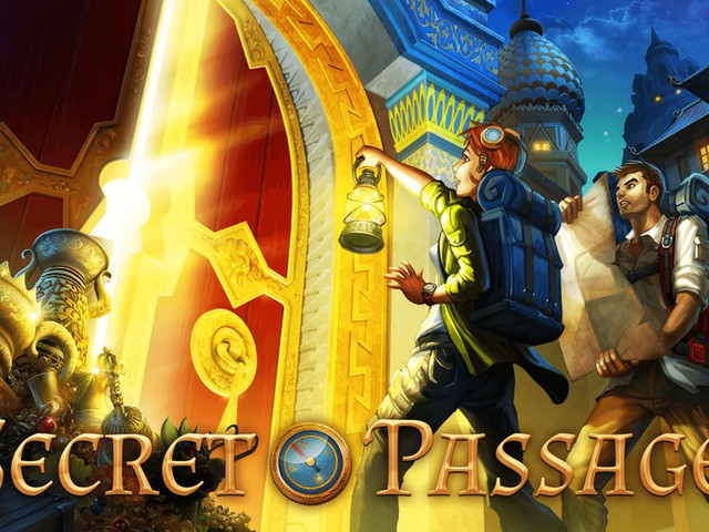 Secret Passages approda su Android