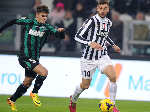 Streaming Juventus-Sassuolo Serie A 9 marzo 2015