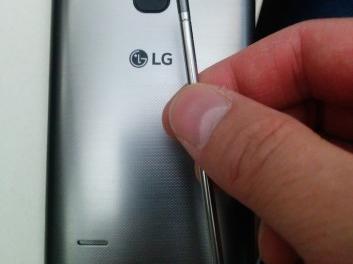 LG G4 protagonista di alcuni scatti leaked. G Pen in dotazione?