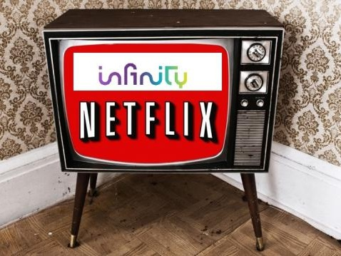 Catalogo Netflix e Infinity: costi abbonamento, serie tv e confronti