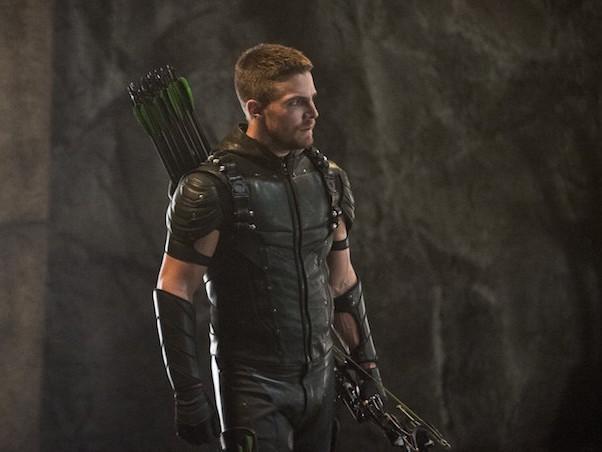 Arrow, la quarta stagione su Premium Action: alle scene d'azione si aggiungono quelle sovrannaturali