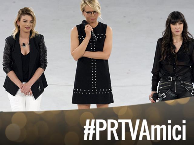 Amici 14 anticipazioni semifinale 30 Maggio 2015: gara di proverbi tra Emma Marrone ed Elisa