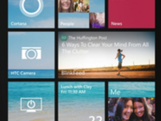 HTC One M8 Windows Phone: rendering ufficiale nel sito di Verizon