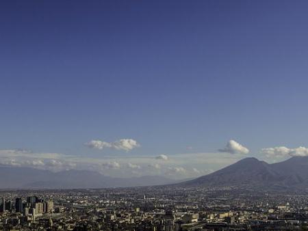 """Napoli e """"l'ultimo episodio di dissesto idrogeologico"""""""