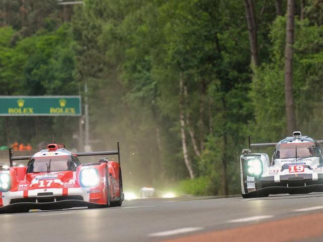 24 Ore di Le Mans - Doppietta Porsche, 17esimo successo per la Casa di Stoccarda