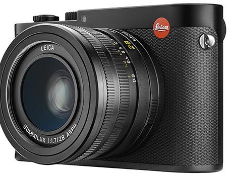 Leica Q (Typ 116), la compatta di lusso con sensore full frame ed ottica Summilux 28mm f/1.7
