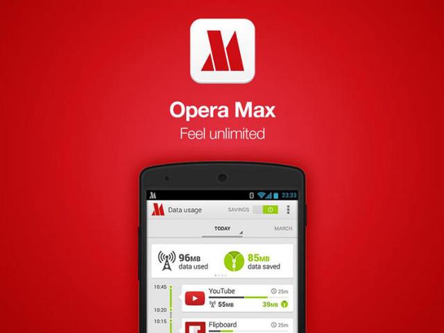 Opera Max v.1.1.286 APK Download per Android
