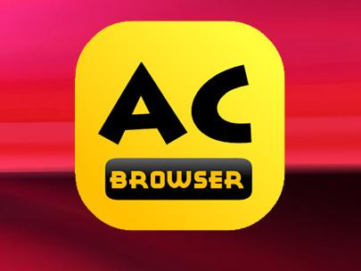AC Browser per Android – leggero, potente, sicuro.