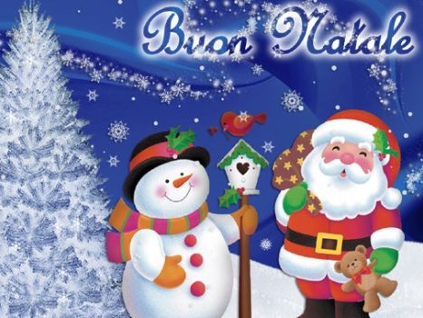 Auguri di buon Natale 2016 e buone feste con immagini, video, frasi e GIF, le migliori per WhatsApp e Facebook