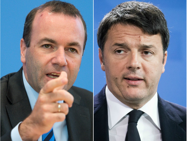 Scontro Ue-Italia, il Ppe attacca Renzi
