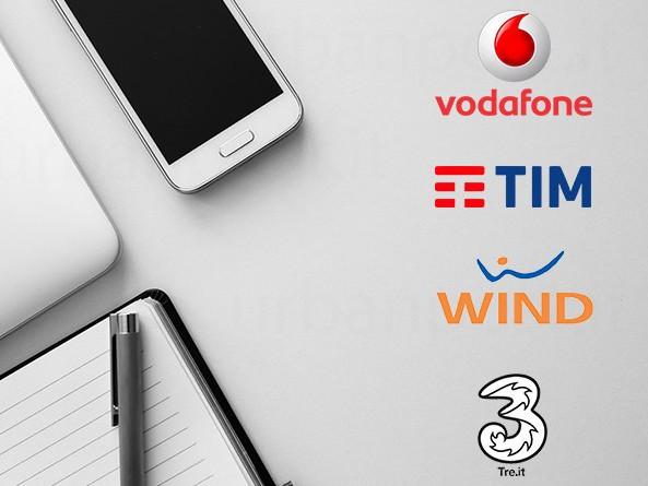 Offerte ricaricabili giugno luglio 2016 internet e smartphone incluso: Wind, Vodafone, Tim e Tre Italia su iPhone SE, Samsung Galaxy S7 e S7 Edge, iPhone 6S e Huawei P9