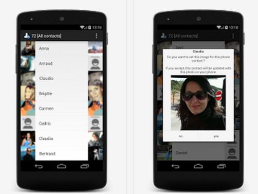 Utilizzare Foto Profilo di Whatsapp per la Rubrica dei Contatti Android