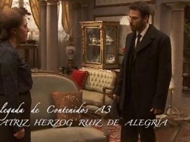 Il Segreto: Video puntata 19 aprile 2016 - La rabbia di Conrado..