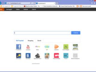 Come fare per rimuovere Mystartsearch.com dalla pagina iniziale