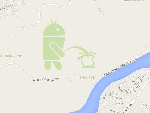 Google Map Maker sospeso a causa dello spam insistente