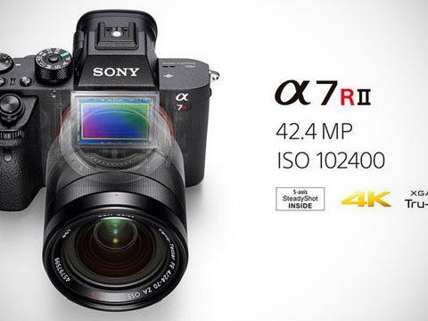 Sony α7R II: piccola, full frame e con 42 megapixel. Ma servono 3500€