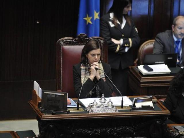 Presidente Boldrini, la Camera non è ancora una casa di vetro