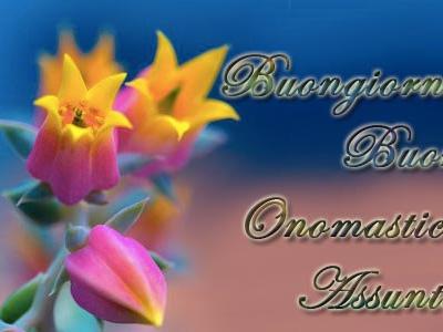 Onomastico Assunta: frasi di auguri e significato del nome Assunta