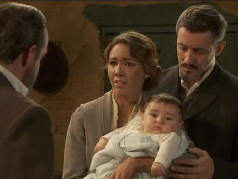 Il Segreto 3^ stagione: il piccolo Alfonsino è il figlio di Bosco?