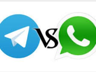 [Editoriale] WhatsApp vs Telegram quale scegliere?