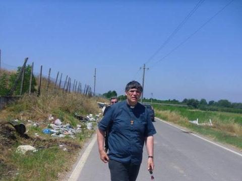 Terra dei Fuochi, le parole di Patriciello: 'Gli industriali ci hanno condannato a morte'