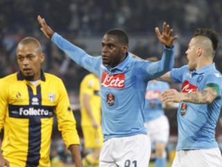 Napoli-Parma 2-0: pagelle e video gol. Duvan Zapata e Dries Mertens in rete
