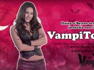 Chica Vampiro cerca 8 fan italiani per il tour: come partecipare ai casting