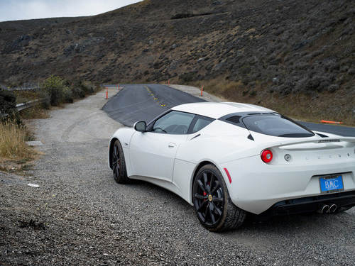 Auto Sportive usate - Lotus Evora