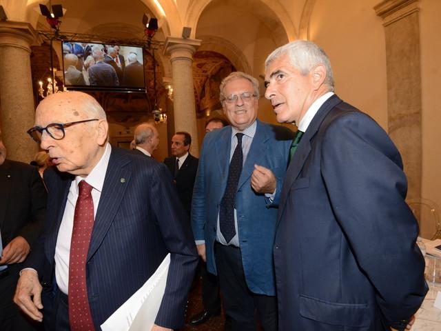 Le riforme? Mi sono ispirato a Leopoldo Elia. Parola di Giorgio Napolitano