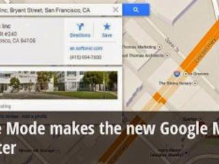 Guida alla nuova versione di Google Maps, differenze con Maps Lite