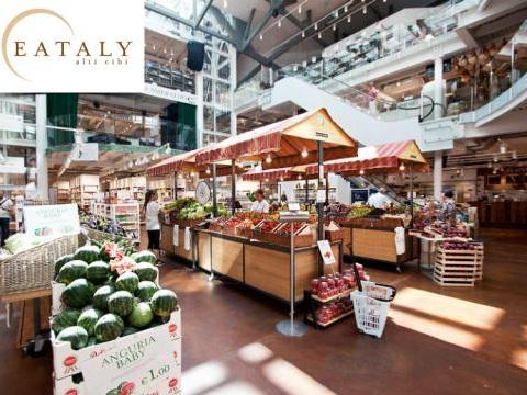 Eataly: offerte e opportunità di lavoro