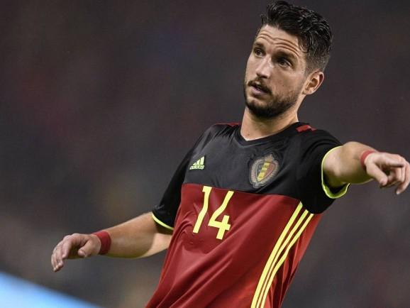 VIDEO / Belgio-Estonia, Mertens subito protagonista. Gran gol del folletto azzurro!