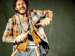 """Torna l'attesissimo """"Groppi d'amore nella scuraglia"""" con Silvio Barbiero (Miglior Attore Roma Fringe Festival) Teatro Kopo' 11/14 dic"""
