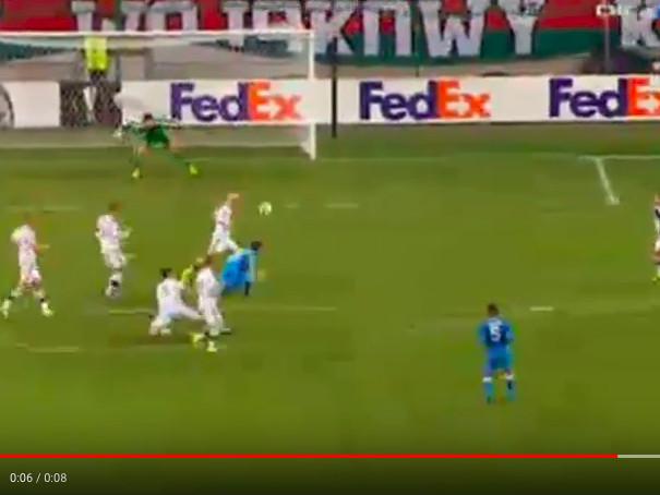 VIDEO YOUTUBE Higuain gol Legia-Napoli 0-2, rete fantastica