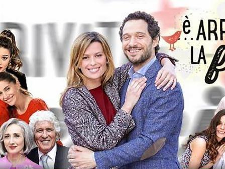 È arrivata la felicità, la nuova fiction di Rai 1 in onda a partire dall'8 ottobre