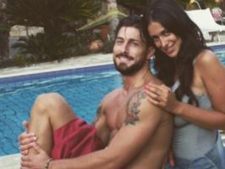 Alessia Messina, prime foto con Amedeo dopo il litigio
