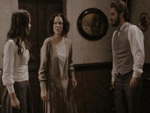Anticipazioni de Il segreto fino al 24: Emilia va via con il bimbo, Tristan scopre tutto