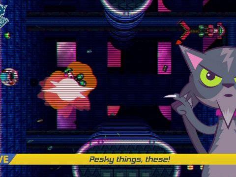 Scram Kitty è in arrivo sulle console Sony
