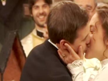 Anticipazioni Il segreto domenica 26 aprile 2015: Hipolito e Quintina si sposano, Tristan e Candela hanno un brutto litigio