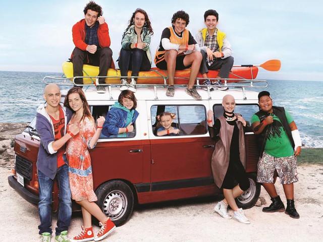 Il cast di Braccialetti Rossi al Giffoni Film Festival