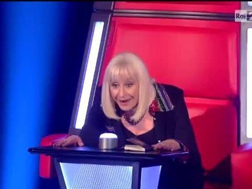 La gaffe di Raffaella a «The Voice of Italy»: «Salam aleikum», ma il concorrente è filippino