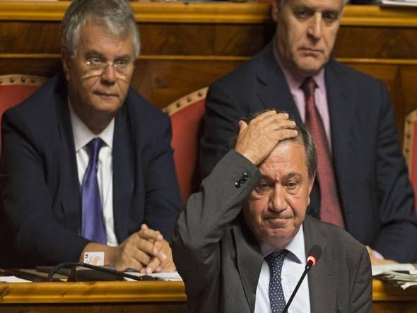 Azzollini, il Senato respinge richiesta d'arresto: 189 no e 96 i sì