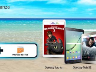 Samsung regala 1 anno di Infinity e microSD 64 GB in regalo