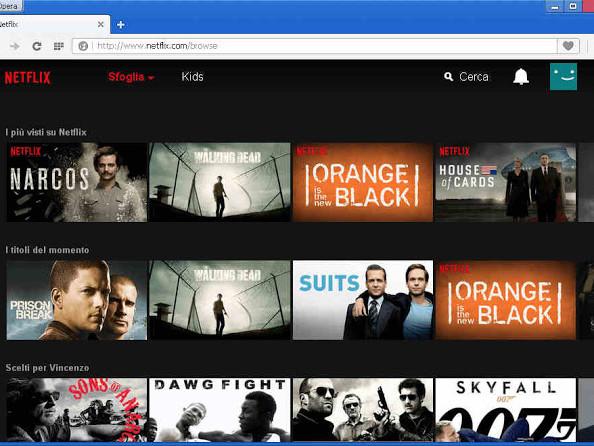 Netflix Italia le cose da sapere per vedere film e serie TV in streaming su TV, PC, smartphone e tablet