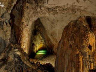 Sensori laser scoprono possibile Batcaverna in Cina