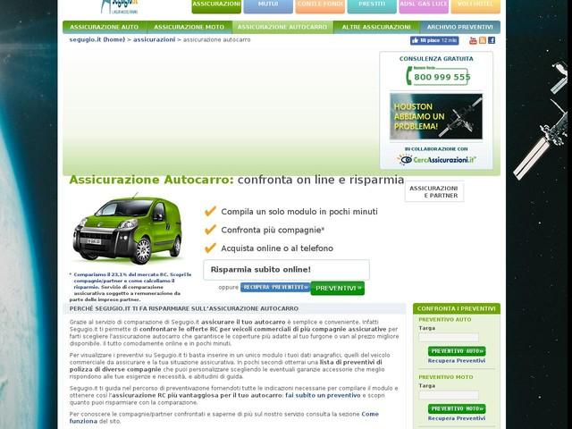 migliore assicurazione online per autocarro