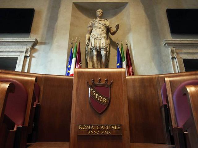 Nuova Aula Giulio Cesare, all'inaugurazione anche l'allora presidente Napolitano