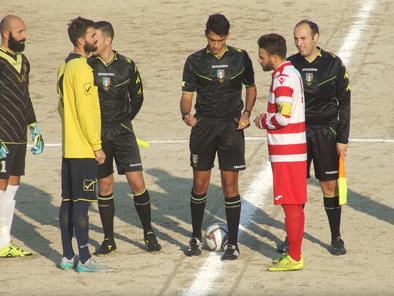 Promozione, Fossacesia-Villa 2015 1-0 [VIDEO]
